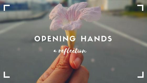 OPENING HANDS